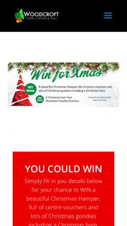 Woodcroft Town Centre SC SA – Win a Beautiful Christmas Hamper