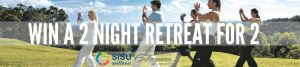 SiSU Wellness – Win a 2-night retreat for 2 at the 2018 Eco Spa Gwinganna Lifestyle Retreat valued at $2,550 (flights included)