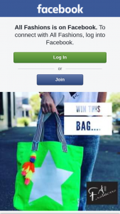 All Fashions – Win One of These Hammillco Beach Bags???