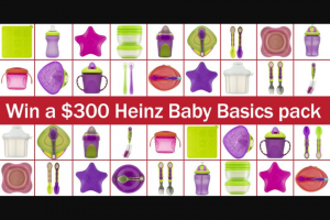 Babyology – Win The Following Prizes (prize valued at $300)
