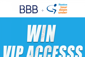 BBB Australia – Win a Tour Down Under VIP Pass (prize valued at $900)