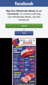 Big Gun Wholesale Meats Underwood – Win One of 2 $100 Vouchers.specials Valid 9.1.2019
