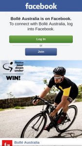 Bolle Australia – Collect your test ride sunglasses & – Win 2 X Hospitality Tickets to The 2019 Santos Tour Down