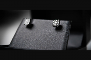 Brand SA – Will Take Home a Pair of 18 Karat White Gold Diamond Earrings (prize valued at $1,290)