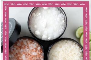 Cain & Able – Win a Caim & Able Bath Salt Triple Pack