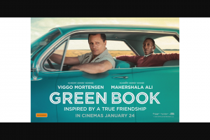 Community News – Win One of 20 Double In-Season Passes to See The Film