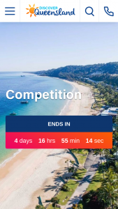 Discover Queensland – Win 2 Nights' Accommodation for 2 People at Tangalooma Island Resort With Return Transfers From Brisbane (prize valued at $936)