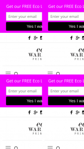 Eco Warrior Princess – Win a Shea Moisture Prize Bundle Containing a Coconut & Hibiscus Curl & Shine 384ml (13 Fl Oz) Shampoo and 384ml Conditioner Valued at Us$22.98. (prize valued at $23)