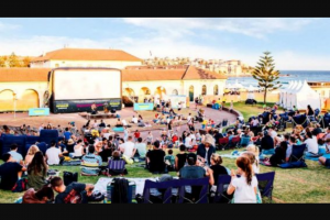 Flicks – Win One of Ten Double Passes to Open Air Cinemas Bondi