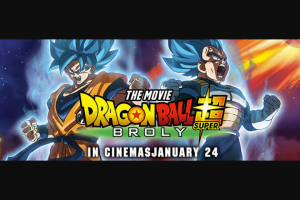 G'Day Japan – Win Tickets to Dragon Ball Super