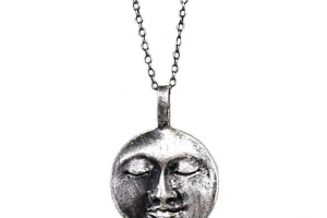 Get Rocked – @frannyejewelry Is Gifting Another One of Their Magical 'all That Ever Was' Moon Necklaces In Solid Sterling Silver on an 18″ Oxidized Sterling Silver Chain (prize valued at $85)