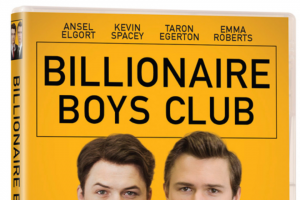 Girl – Win One of 5 X Billionaire Boys Club DVDs