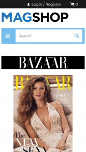 Harpers Bazaar Magazine – and Consumer Act (prize valued at $200)