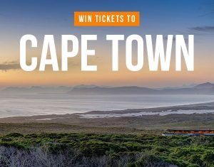 iFly KLM Magazine – Win a trip for 2 to Cape Town