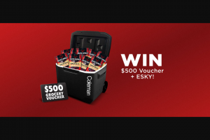 Jack Links – Win Twin Grill Bbq Plus 120 Packs Jerky