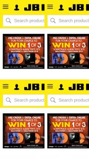 JBHiFi Pre – Win 1 of 3 Soundtrack Vinyl Sets