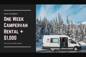 Karma Campervans – Win a One Week Campervan Trip (prize valued at $3,500)