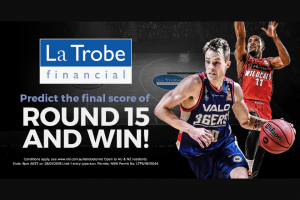 Latrobe Financial – Win The Grand Prize (prize valued at $850)