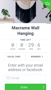 Luxadvance – Win a Prize In this Competition (prize valued at $400)