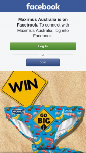 Maximus Australia – Win 1 of 100 Pairs Just Tell Us Why Your Mate Needs a Pair (prize valued at $5,500)