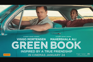 Mix 94.5 Double Pass Preview screening Green Book – Win a Prize