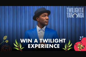 MoshTicket – Win 1 of 5 Double Passes to The Show (prize valued at $166)