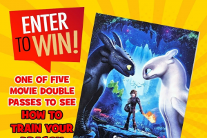 Mr Toys Toyworld – Win One of Five Double Movie Passes to See How to Train Your Dragon The Hidden World&#10240