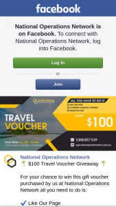 National Operations Network – Win this Gift Voucher Purchased By Us at National Operations Network All You Need to Do Is