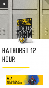 National Storage – Win a Replica of The Bathurst 12-hour Racing Suit Worn By Lowndsey (prize valued at $3,500)
