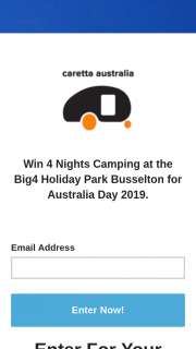 4 Nights Camping Big4 Holiday Park Busselton AUS Day weekend – &#127462&#127482