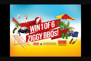 Nova FM – Win One of 6x Ziggy Bbqs to Get Your Long-Weekend Ready