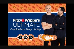 NOVA FM – Win Your Way to Byron Bay for The Ultimate Australia Day Party (prize valued at $12,000)