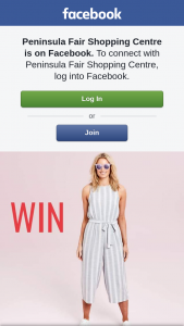 Peninsula Fair Shopping Centre – Win a $100 Kmart Australia Gift Card for a New 2019 Wardrobe (prize valued at $100)