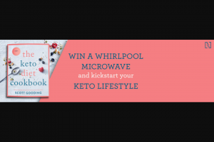 QBD – Win a Whirlpool Microwave (prize valued at $259)