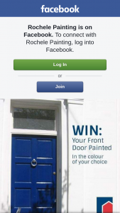 Rochele Painting – Win Your Front Door Painted In Your Choice of Colour Brisbane Gc Or Sunshine Coast Residents