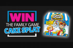 Seafmtas – on The Web Is Cake Splat (prize valued at $15)