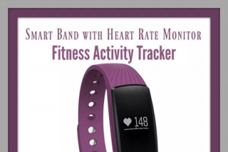 Sherryl Wilson – a Smart Band With Heart Rate Monitor Fitness Activity Tracker (prize valued at $30)