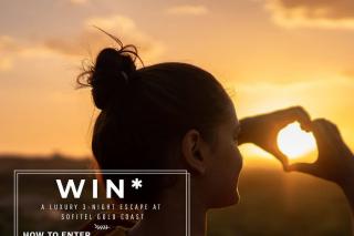 Sofitel Gold Coast – Win a Luxury 3-night Escape at Sofitel Gold Coast (prize valued at $1,437)