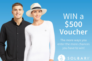Solbari – Commences at 1100am Aedt on 18/01/2019 and (prize valued at $500)