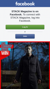 Stack magazine – Win a Full Michael Myers Costume From 'halloween' (2018)?