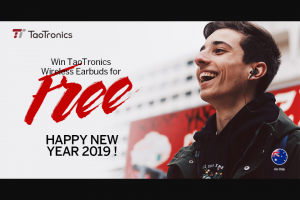 Tao Tronics – Win &#65281&#127881&#127881 Four Winners &#127881&#127881 (prize valued at $200)
