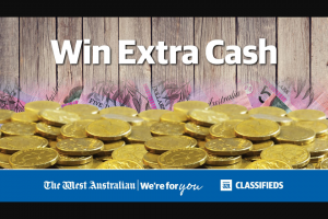 The West – Win a $50 Eftpos Gift Card (prize valued at $50)