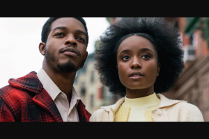 Weekend Edition Brisbane – Win One of Ten In-Season Double Passes to See If Beale Street Could Talk