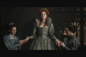 Weekend Edition Gold Coast – Win a Double Pass to See Mary Queen of Scots