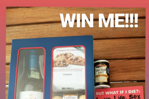 Win a Copy of My New Released Book and Indulge Like a Bossbabe With Wine Chocolates and Chicken Salt (prize valued at $45)