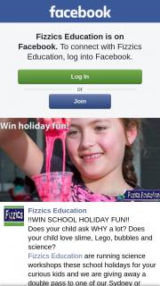 Win School Holiday Workshop Dbl Pass Syd Mel Fizzics Education