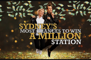 WSFM – Win The Prize Assigned to That Square (prize valued at $1,000,000)