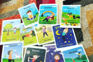 Yoga 4 Schools – These Free Printables for Your Classes Or Even Your Own Beautiful Family