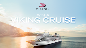 Channel Seven – Sunrise 'Viking Cruises' – Win a 15-day cruise for 2 valued at $25,500
