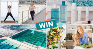 Eau Thermale Avene – Win 1 of 3 trips for 2 to Sydney valued at $3,800